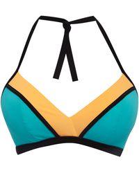 Freya | Bondi Soft Triangle Bikini Top | Lyst