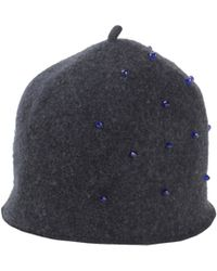 Exquisite J Hat - Lyst