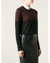 Forte Forte Color Block Sweater - Lyst