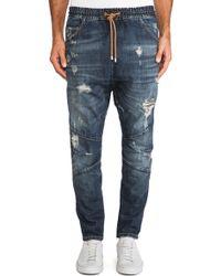 Pierre Balmain Blue Jeans - Lyst