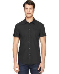 Calvin Klein Jeans Zip-Pocket Utility Shirt - Lyst