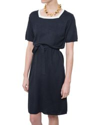 A.P.C. Jour Dress - Lyst