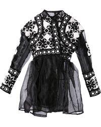 KTZ Embroidered Jacket - Lyst