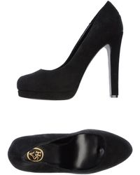 Ash Black Pump - Lyst