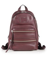 Marc By Marc Jacobs Domo Biker Backpack brown - Lyst