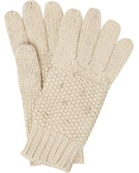 Linea Weekend | Metallic Stud Knit Glove | Lyst