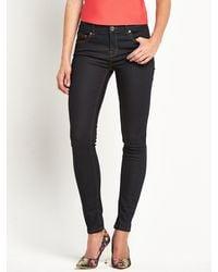 Ted Baker Super Skinny Jeans - Lyst