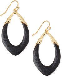Alexis Bittar Medium Lucite Orbit Link Drop Earrings  - Lyst