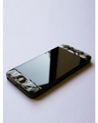 Blissfulcase - Iphone 5 3d Aztec White Gel Skin - Lyst