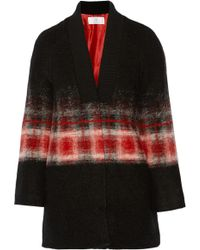 Thakoon Addition Printed Wool-Blend Jacket - Lyst