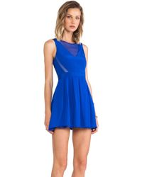 Jay Godfrey Holt Dress - Lyst