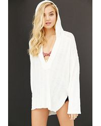 Ecote - The Wanderer Hooded Top - Lyst