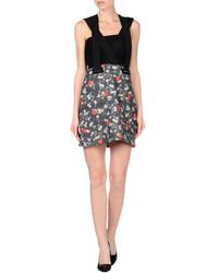 Opening Ceremony Skirt Overall - Lyst