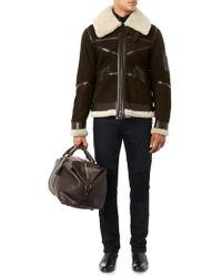 Belstaff Bridlington Shearling Jacket - Lyst