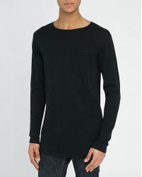 Billtornade Black Ted Long Sweater - Lyst