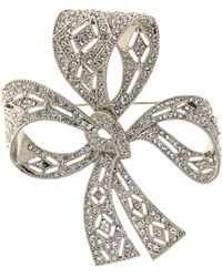 Brooks Brothers - Bow Brooch - Lyst
