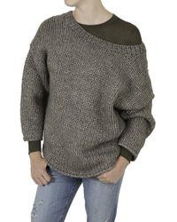 Citizens Of Humanity Ballone Crew Sweater - Lyst