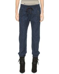 Maison Scotch - Woven Army Jogging Trousers - Multi - Lyst