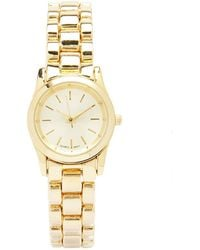 Forever 21 - Analog Bracelet Watch - Lyst