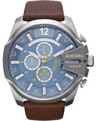 Diesel Mega Chief Chronograph - Lyst