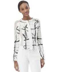 Sachin & Babi Subversion Jacket white - Lyst