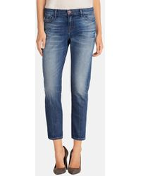 J Brand 'Ellis' Crop Jeans - Lyst
