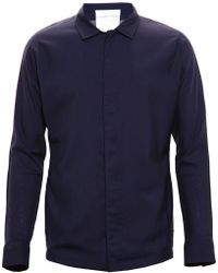 Stephan Schneider | Lightweight Wool Shirt Jacket | Lyst