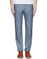 Boss by Hugo Boss Iowa Five Pocket Jeans - Lyst