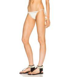 She Made Me Brazilian Bikini Bottom - Lyst