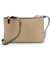 French connection Gypsy Mini Pouchgreen - Lyst