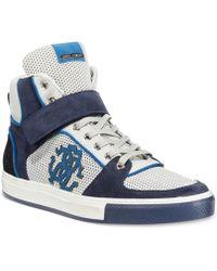 Roberto Cavalli Michael Hi-Top Sneakers - Lyst