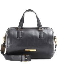 Marc By Marc Jacobs Leather Bowling Bag - Lyst