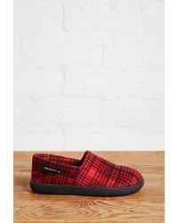 Forever 21 | Woolrich Potter County Slippers | Lyst