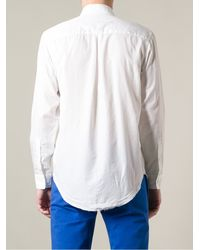 Marc Jacobs White Classic Shirt - Lyst
