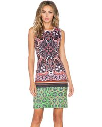 Clover Canyon - Native Paisley Dress - Lyst