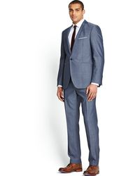 Remus Uomo Mens Slim Fit Suit 2 Piece - Lyst