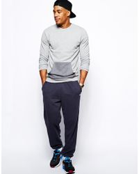 New Era Cuffed Sweatpants Straight Fit - Lyst