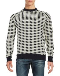 Lucio Castro - Textured Sweater - Lyst