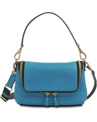 Anya Hindmarch Maxi Zips Crossbody Bag - Lyst