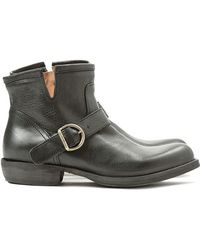 Fiorentini + Baker Chad Ankle Boot black - Lyst