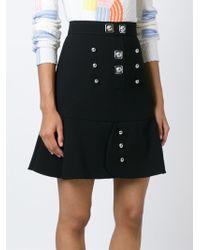 Peter Pilotto - 'tessel' Mini Skirt - Lyst