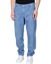 Jw Brine Denim Trousers blue - Lyst