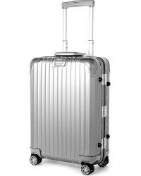 Rimowa Topas Cabin Four-Wheel Iata Suitcase - Lyst