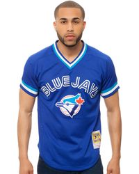 Mitchell & Ness The Roberto Alomar 12 Mesh Batting Practice Jersey - Lyst