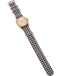 CMT Fine Watch And Jewelry Advisors - Vintage Rolex Datejust with Yellow Gold Dial and Bezel - Lyst