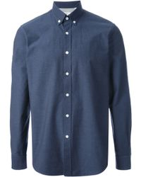 Mr Start Lyon Button Down Shirt - Lyst