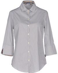 Aquascutum Shirt - Lyst