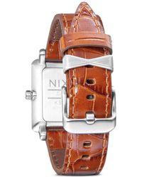 Nixon - 'k Squared' Watch - Lyst