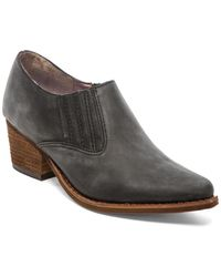 Jeffrey Campbell Black Barstow Bootie - Lyst