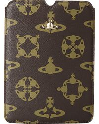 Vivienne Westwood Logomania Ipad Mini Case - Lyst